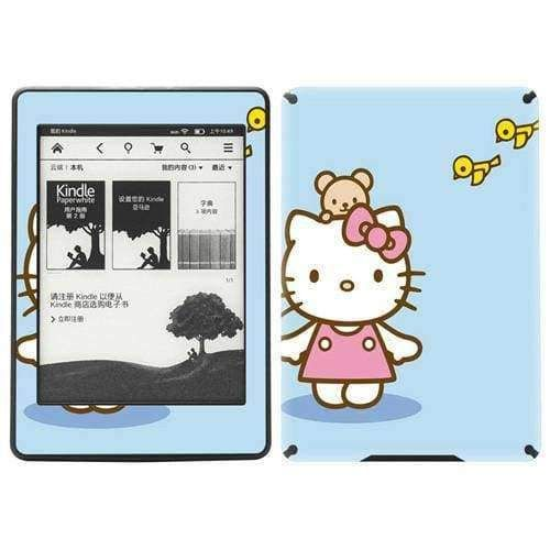 Hello Kitty Amazon Kindle Paperwhite 2 skin decal in 2019