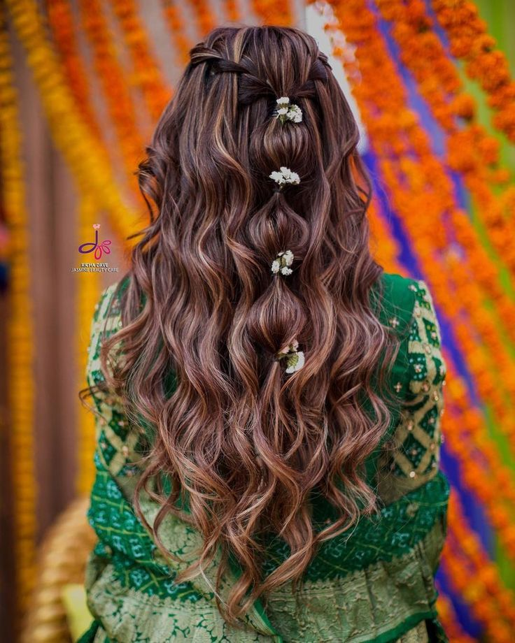 25+ Sangeet Hairstyles That Are Beautiful Beyond Words