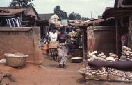 Market, Cotonou (Benin)