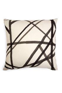 CHANNELS PILLOW - Kelly Wearstler #kellywearstler #pillow #home #decor #shopkellywearstler #kellywearstlerboutique