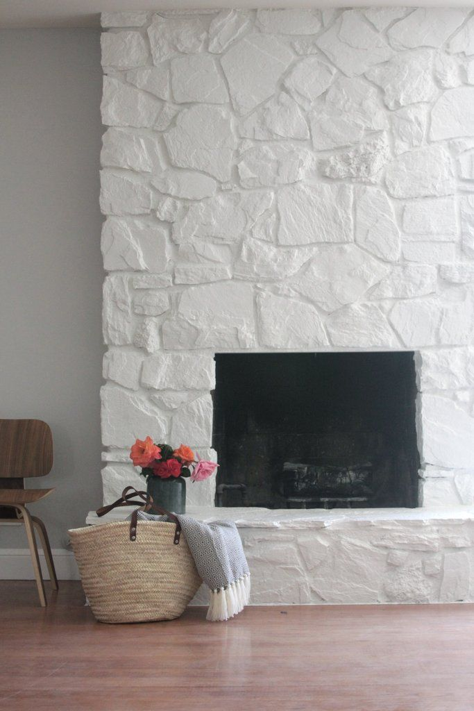 Since completing this job I have had so many inquiries about the process used to transform this fireplace. I am not a big DYI person so I spoke to the amazing