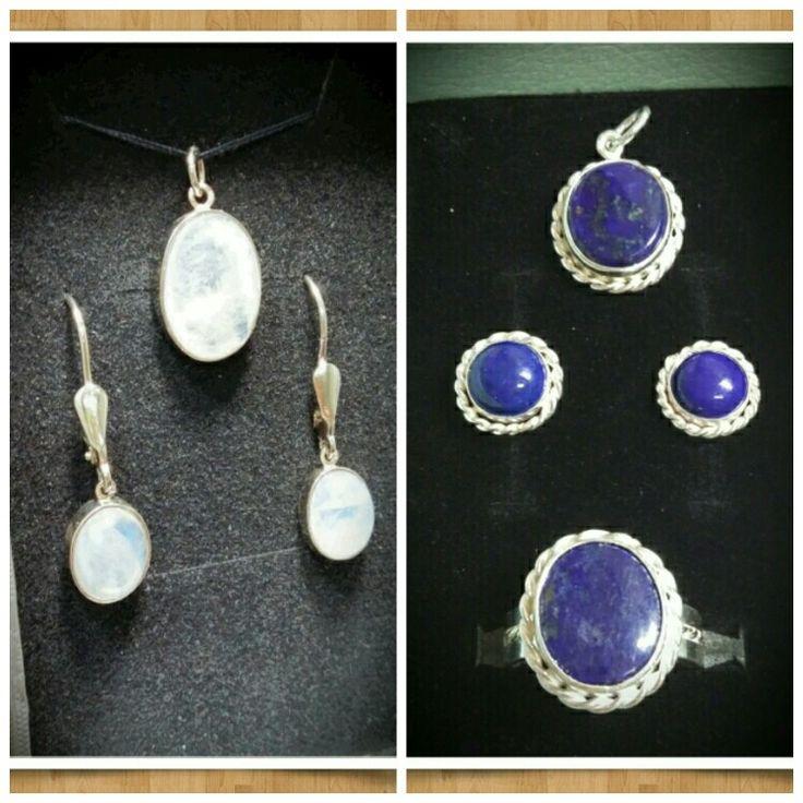 Holdkő és lápisz lazuli