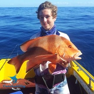 Red Emperor - caught by Matthew somewhere near Bundaberg  #Fishing with Catchability  http://catchability.com/