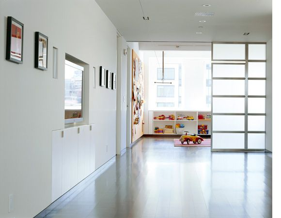 playroom zip lineKids Playrooms, Play Rooms, Interiors, Kids Room, Plays Room, Delson Sherman, Doors Delson, Room Dividers, Sliding Doors