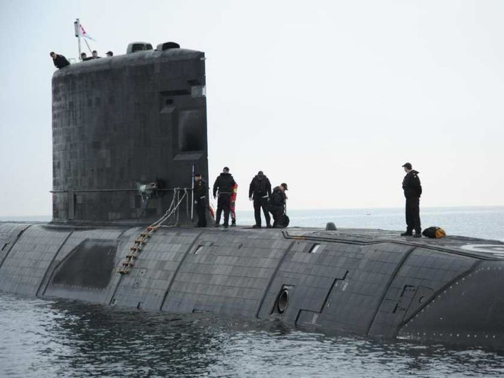 The Royal Canadian Navy submarine HMCS Victoria is operating on Canada's West Coast. The navy now has three of its four subs operational.