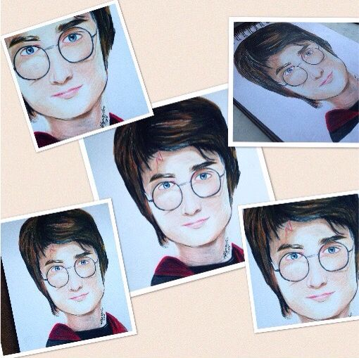 #harrypotter #drawing