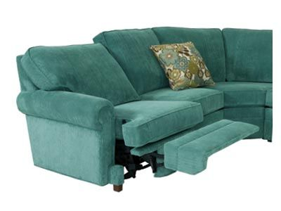 The Austin is a reclining sectional. It has high-back attached pillows rolled  sc 1 st  Pinterest : austin sectional - Sectionals, Sofas & Couches