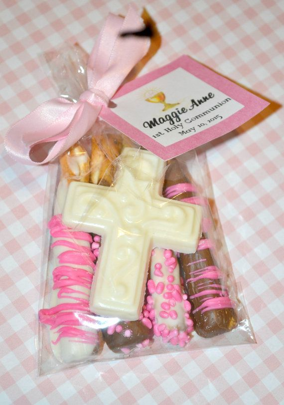 First Holy Communion Party favors | Communion Party Ideas on Pinterest | Favors, First holy communion ...