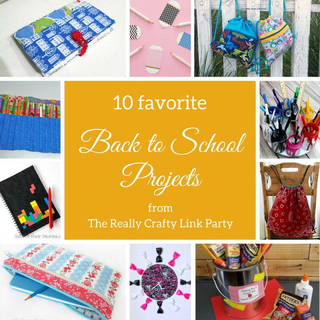 Keeping it Real: 10 favorite back-to-school ideas...