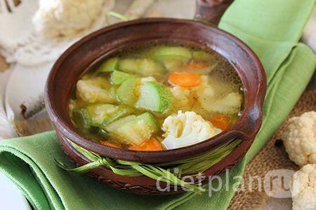 Диетические супы и низкокалорийные бульоны для похудения