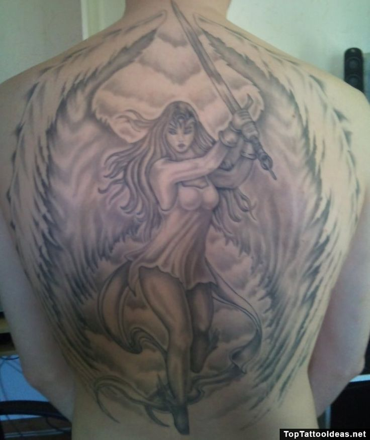 28 best images about angel tattoos on pinterest upper for Sexy angel tattoo