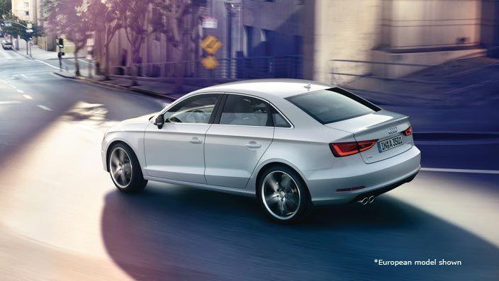 2015 Audi A3 Sedan > New Models > Audi Canada