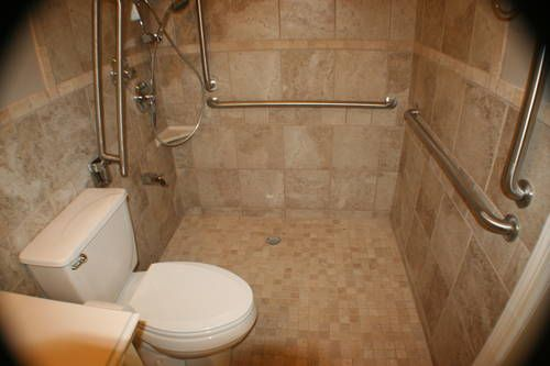 bathroom remodels for handicapped  Houston Durable