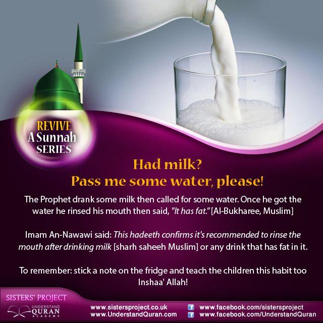 reviveasunnahwateraftermilk