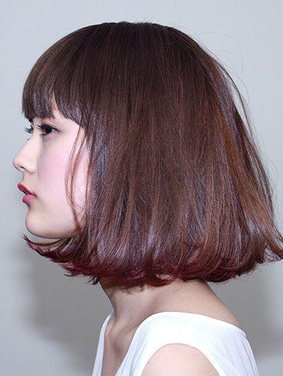 DaB | hair salon at omotesando daikanyama - STYLE 18 STYLE: BOB