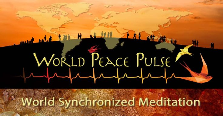Imagine what would happen if millions of committed individuals from around the world were ready to mobilize for the sake of world peace!