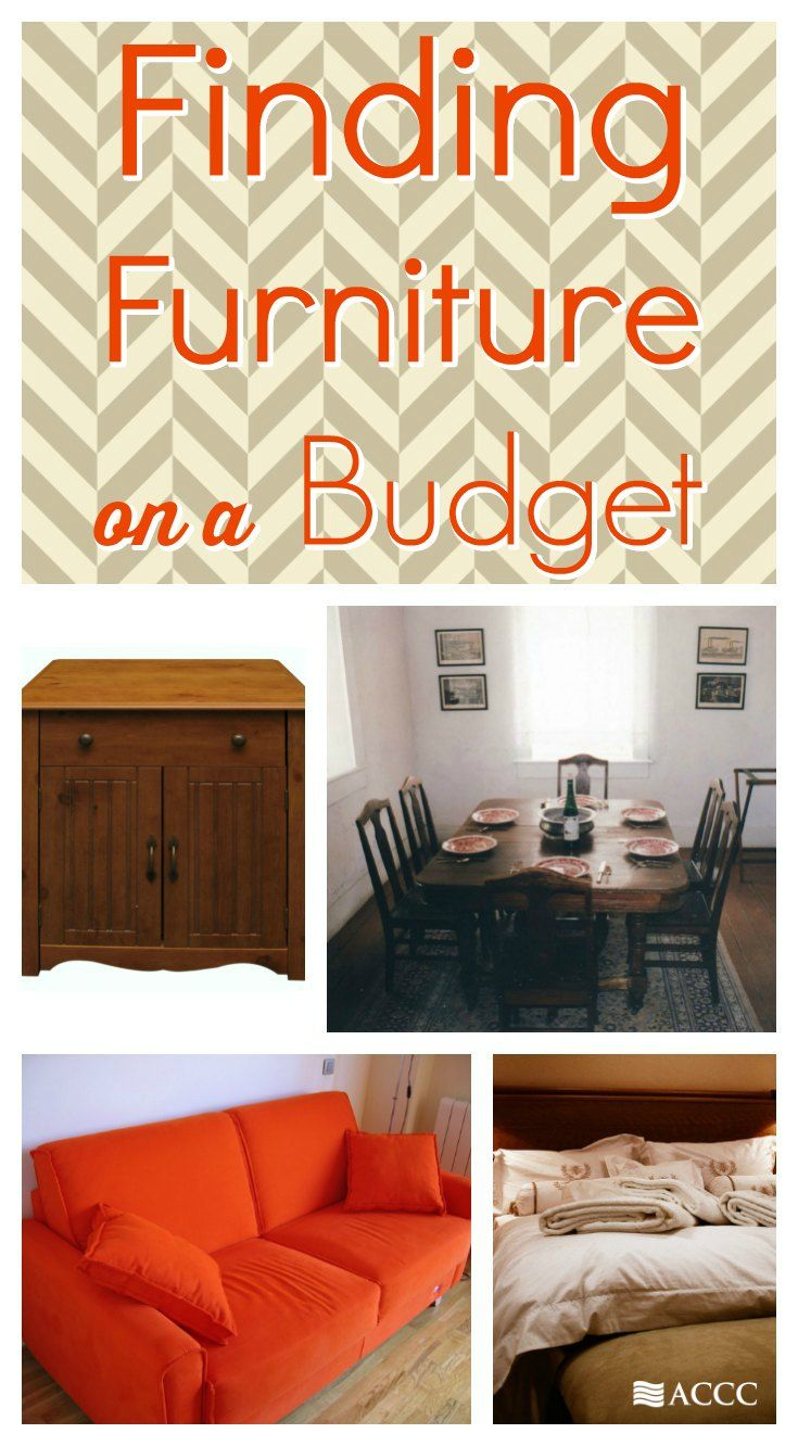 Affordable Furniture Options On A Budget