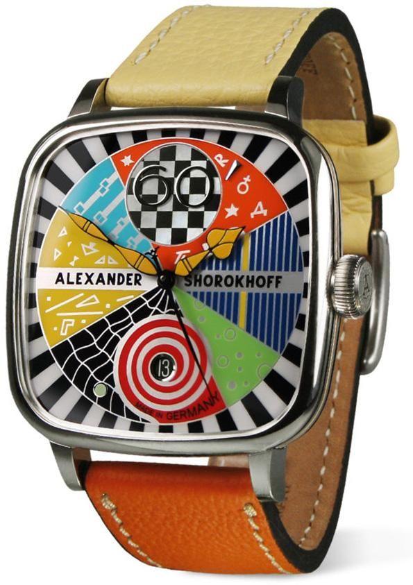 Alexander Shorokhoff Watch Kandy Limited Edition Add Content