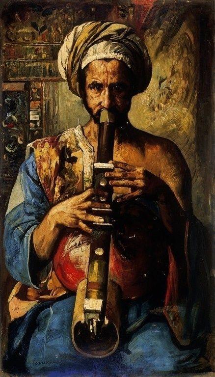 Artista ungherese Gyula Tornai (1861-1928) (77 opere)
