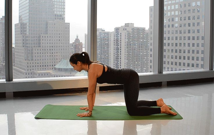 This 5-Minute Morning Yoga Flow Will Help You Have The Best Day part 2  Ever - SELF