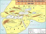 History of cartography - The world according to Herodotus, 440 BC. Wikipedia, the free encyclopedia
