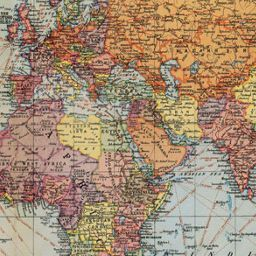 The 25 best map wrapping paper ideas on pinterest map gas diy cavallini world map wrapping paper gumiabroncs Choice Image
