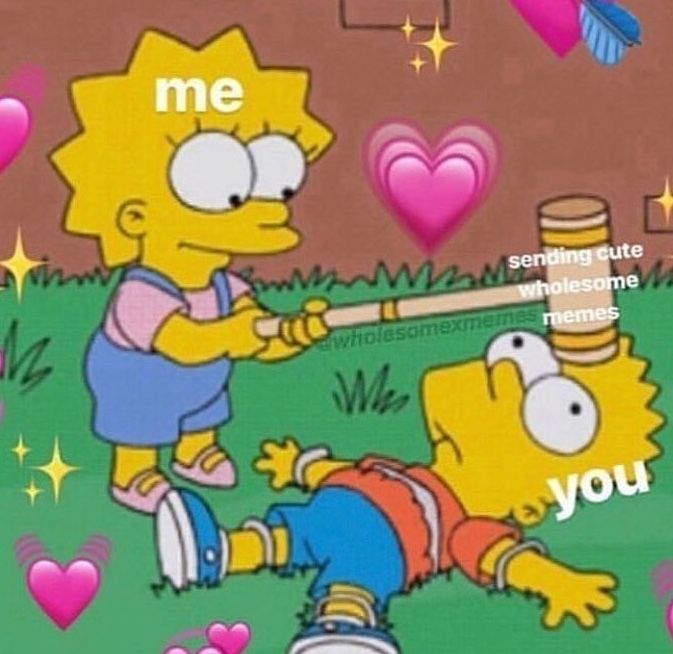 Pin By Breiablikk On Love Cute Memes Cute Love Memes Wholesome Memes