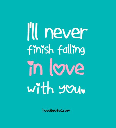 Falling In Love Picture Quotes: Pin By Bente Pedersen On Love