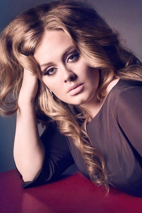 plum <3: Music, Makeup, Hairstyle, Hair Style, Beauty, Beautiful People, Favorite People, Adele
