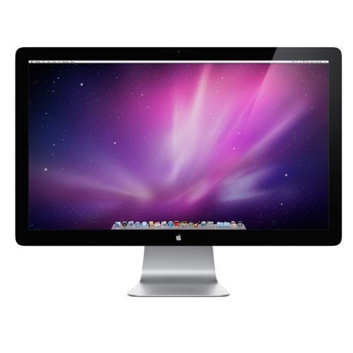 Apple MC007ZM/A 68.6 cm (27 Zoll) LED Cinema Display (LED-Hintergrundbeleuchtung, Mini DisplayPort, Reaktionszeit 12ms, IPS-Technologie) von Apple, http://www.amazon.de/dp/B0043YL0AI/ref=cm_sw_r_pi_dp_DJrTqb1Y2MBX0    Mein nächster Monitor!