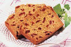 Ocean Spray Cranberry Pumpkin Bread