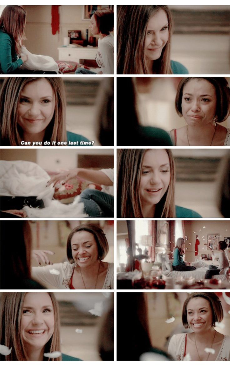 """#TVD 6x22 """"I'm Thinking Of You All The While"""" - Elena and Bonnie #GoodbyeElena"""