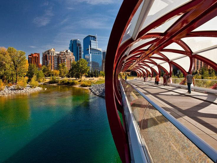 Calgary makes the list❣️🇨🇦❤️ This summer, Europe still reigns as a top summer destination for Americans, according to the American Automobile Association (AAA). However, it doesn't dominate the list: Canada is slowly creeping up as a must-visit in 2016.