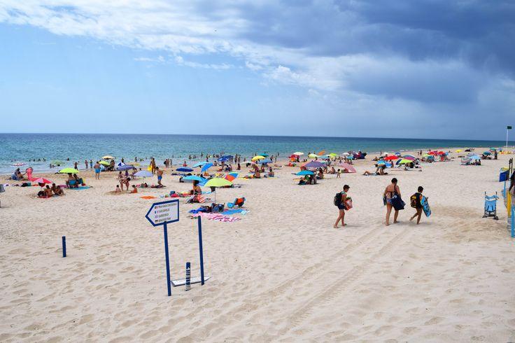 Praia do Barril. Portugal.