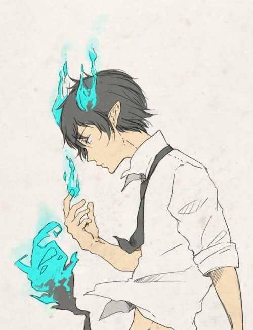 Rin Okumura - just started this anime! I'm waiting to finish it before I decide to make a separate board or not :/