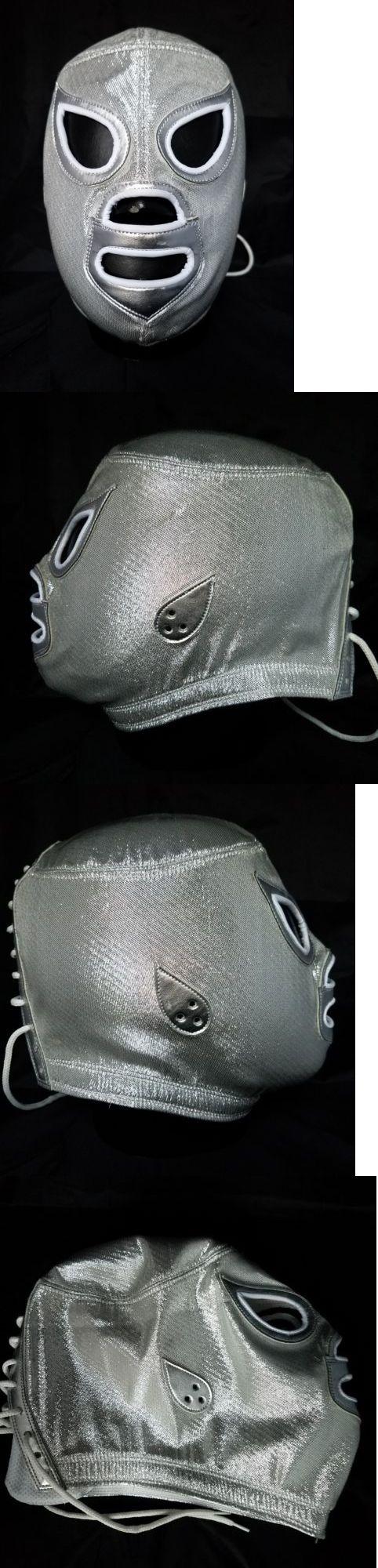 Wrestling 2902: Hijo Del Santo Mask Lucha Underground Aaa Wwe Cmll -> BUY IT NOW ONLY: $150 on eBay!