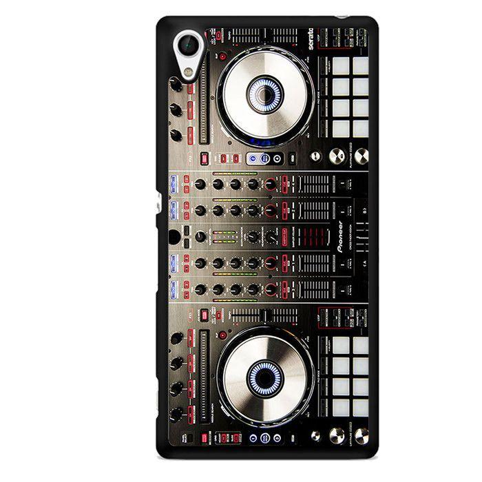 Pioneer Ddj Sx Serato Dj Pro TATUM-8735 Sony Phonecase Cover For Xperia Z1, Xperia Z2, Xperia Z3, Xperia Z4, Xperia Z5