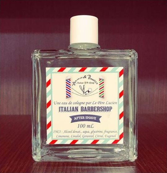 Le pere lucien Italian Barbershop aftershave!! #leperelucien #aftershave #shaving #shavingculture #barberproducts #shavingtime #barbershop