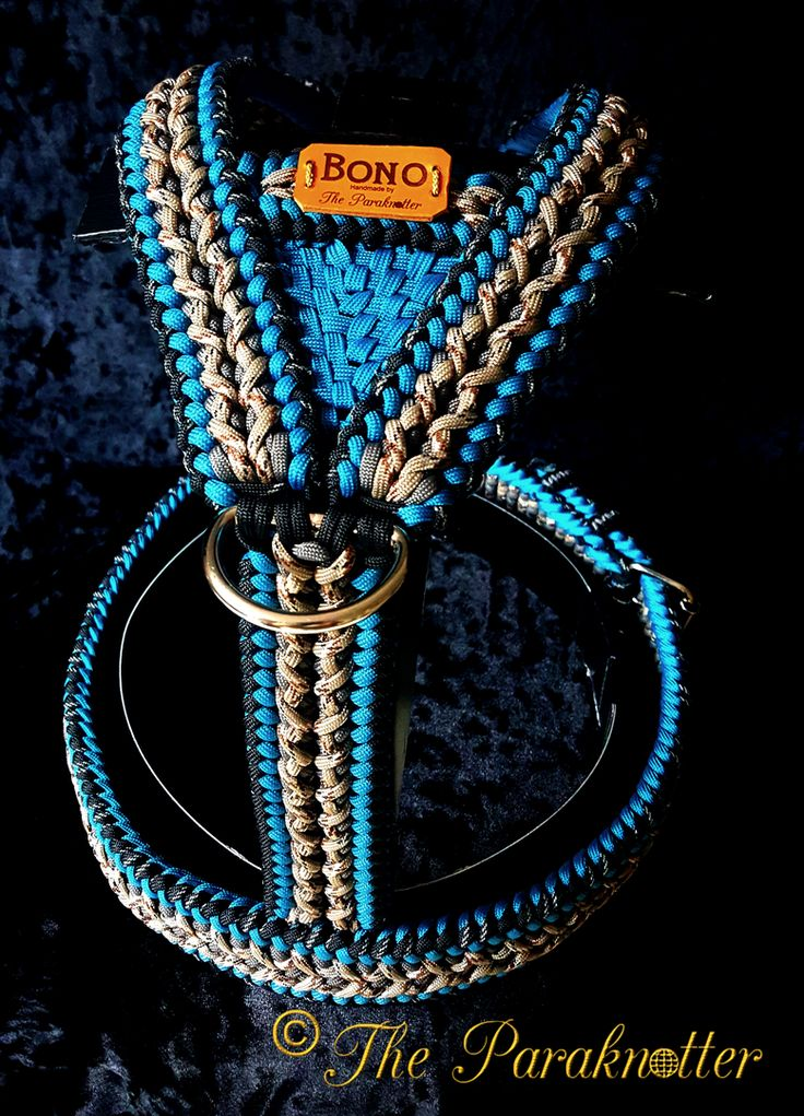 *Exclusive* Adjustable and Reflectable Paracord Dog ...