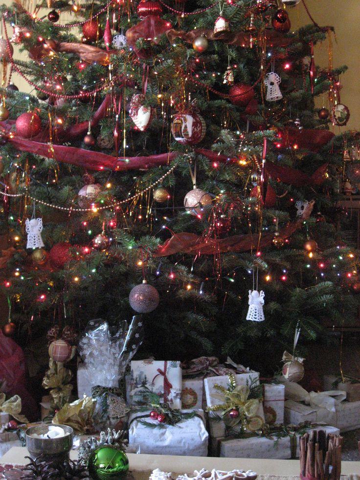 my beautiful christmastree