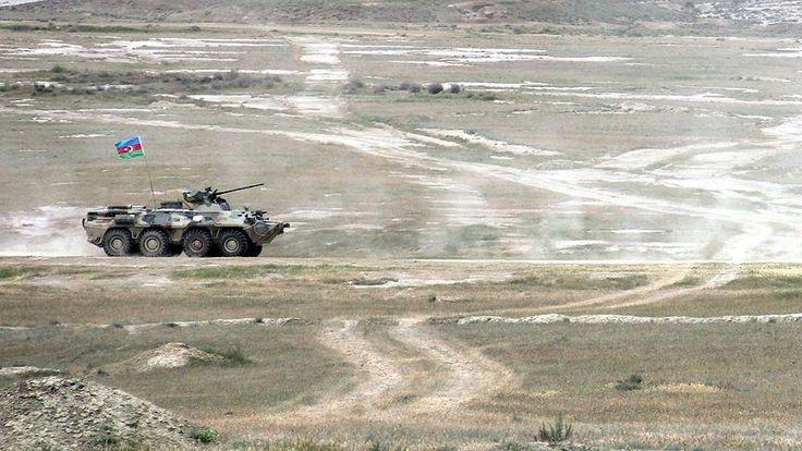 Ermenistan-Azerbaycan cephe hattında dün yaşanan çatışmalarda Ermenistan ordusundan 5 askerin öldürüldüğü bildirildi. Azerbaycan Savunma Bakanlığından yapılan açıklamada, dünkü çatışmalarda 3 Ermenistan askerinin öldürüldüğü, 2 askerin de kaldırıldıkları hastanede öldüğü belirtildi.