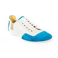 "Pantofi sport barbati ""Black Heart"" - 12-767 blue"