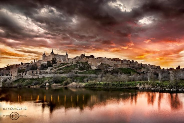 #Toledo espectacular!