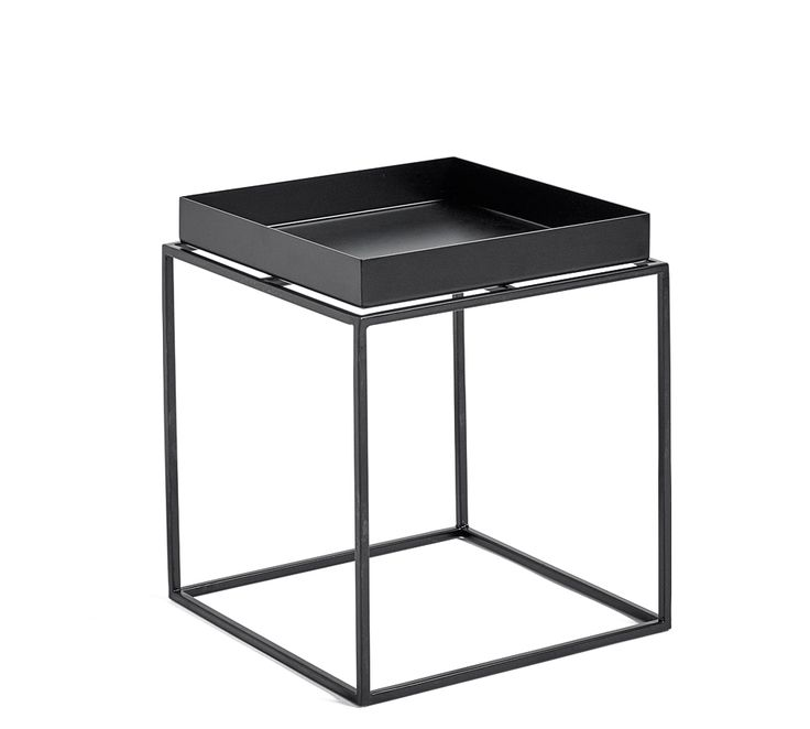 Hay tray table sort metal