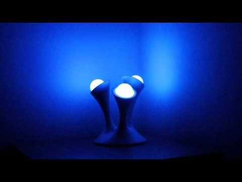 Glo Nightlight with Glowing Balls from ThinkGeek