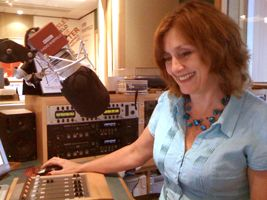 Diana Luke BBC Radio Presenter Now Across Yorkshire Every Weekend Evening.