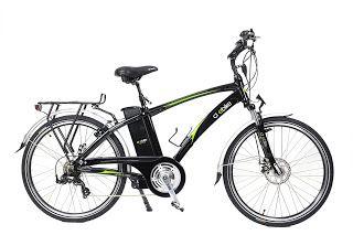 Ireland's Premier Online Bicycle Register: Stolen Bicycle - CI Electric Bike - Focus - 111