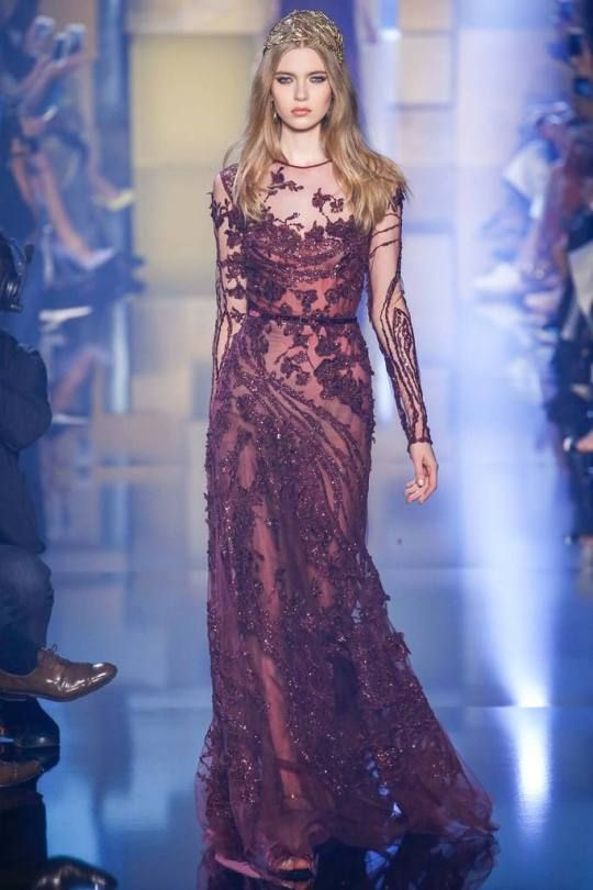 Dress for Arwen - Elie Saab