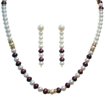 Classique Designer Jewellery Alloy Strand Necklace  Women (Multi-Colour) Necklaces and Necklace Sets on Shimply.com