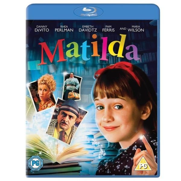 http://ift.tt/2dNUwca | Matilda Blu-ray | #Movies #film #trailers #blu-ray #dvd #tv #Comedy #Action #Adventure #Classics online movies watch movies  tv shows Science Fiction Kids & Family Mystery Thrillers #Romance film review movie reviews movies reviews